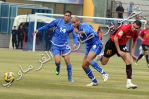 مباراة حرس الحدود و بترول اسيوط في الاسكندرية 18 فبراير 2009