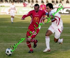 مباراة الاوليمبي و الزمالك الاخيرة بالاسكندرية