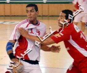 مباريات اليوم الثاني للدورة المجمعة لكرة اليد بالاسكندرية