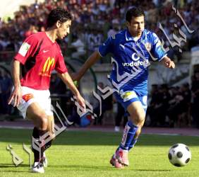 مباراة حرس الحدود و الاهلي مساء اليوم الاثنين 11 مايو 2009 بالمكس