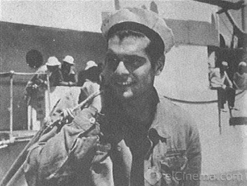 """عمر الشريف في فيلم """" صراع في الميناء """""""