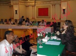 ورشة عمل حول دور الاعلام و المجتمع المدني في التنمية الثقافية
