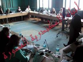 ورشة عمل للبرلمانيات العربيات بالمعهد السويدي بالاسكندرية