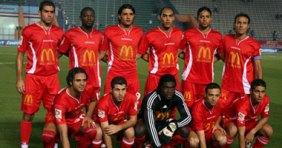 فريق نادي الاوليمبي