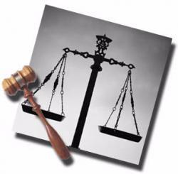 القانون و العدالة