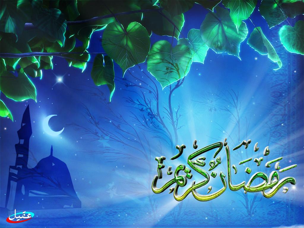أجدد وأحدث صور خلفيات رمضان