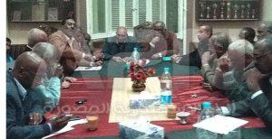 اجتماع الهيئات النوبية بالاسكندرية copy