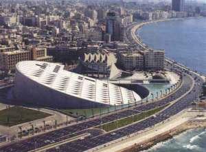 مكتبة-الاسكندرية