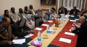 اجتماع الهيئات النوبية بالاسكندرية