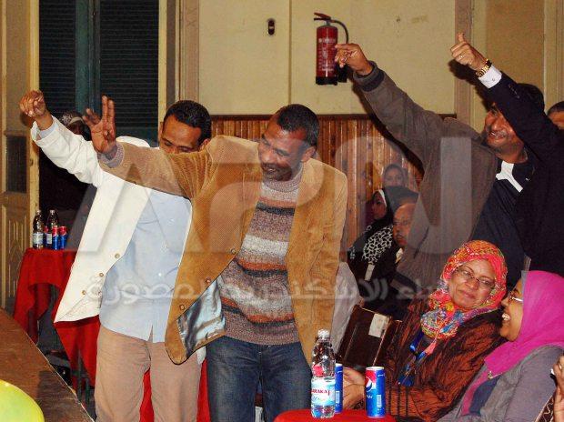 مؤسسي اول رابطة للنوبين بالاسكندرية شاركوا حفل نوب للخريجين