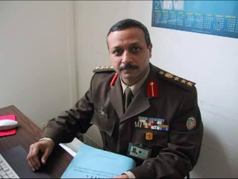 العميد احمد عبد الله