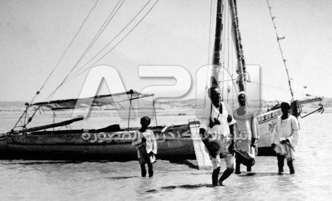 فتحي حسين في رحلته لتسجيل النوبة القديمة بعدسته قبل غرقها