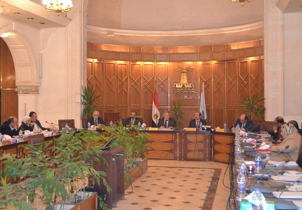 مجلس الجامعة