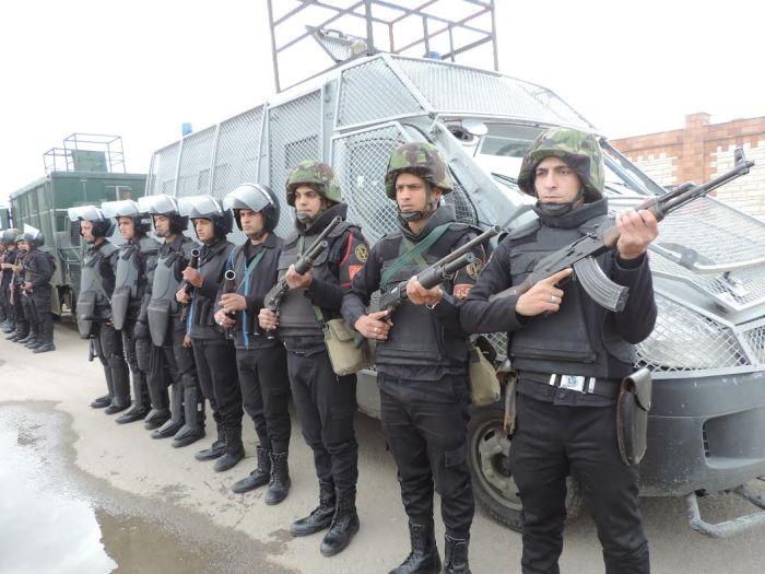 قوات الشرطة