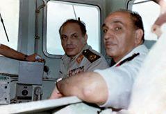 نائب قائد القوات البحرية الأسبق اللواء بحري إبراهيم نجم