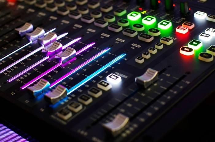 هندسة صوتية