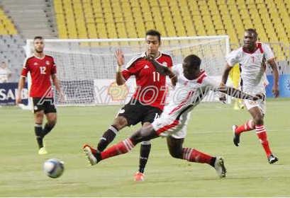 مصر و اغندا